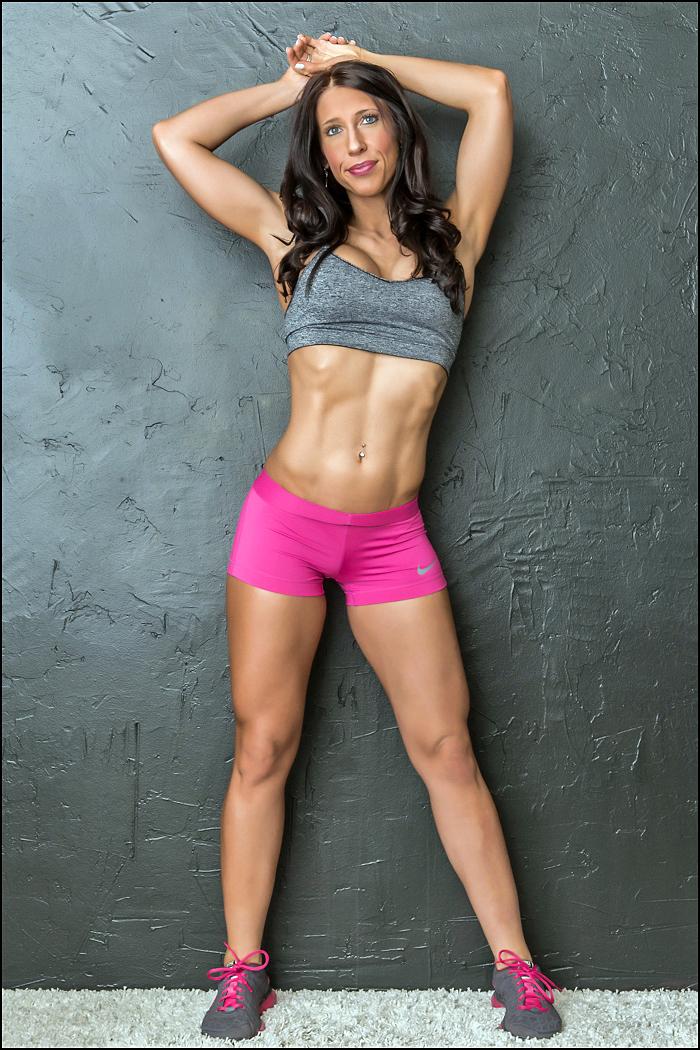 alafitness Hollywood personal trainer Los Angeles competition NPC bikini coach