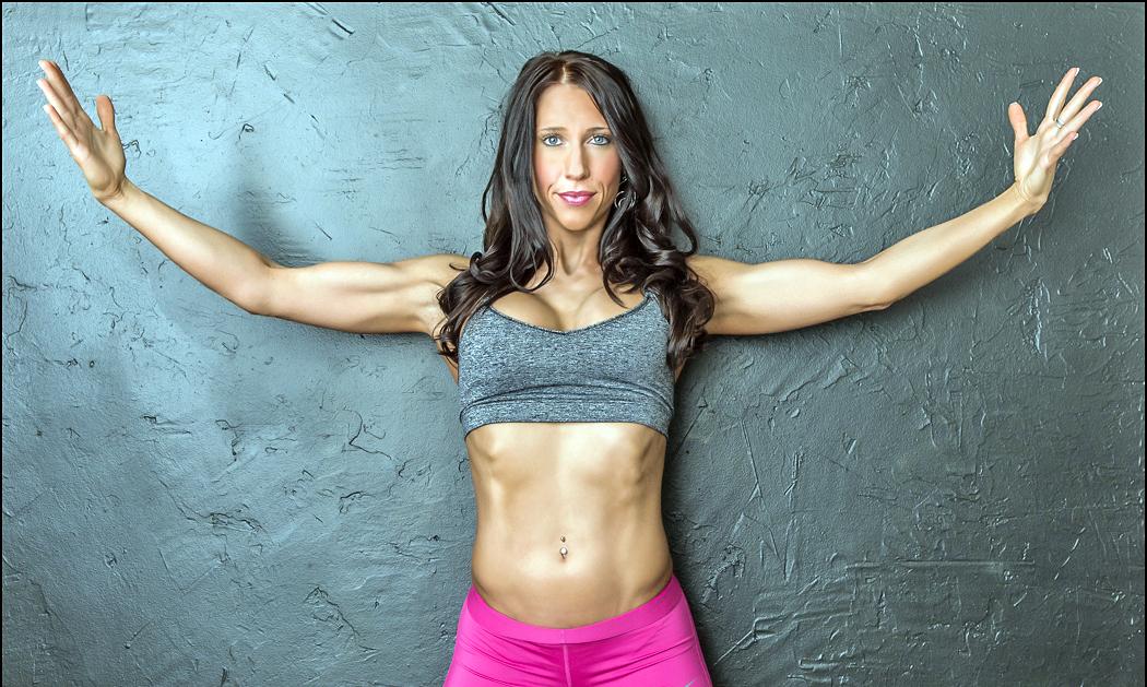 alafitness Hollywood personal trainer Los Angeles bikini NPC model