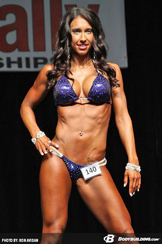 alafitness Hollywood personal trainer Los Angeles NPC competition bikini model coach