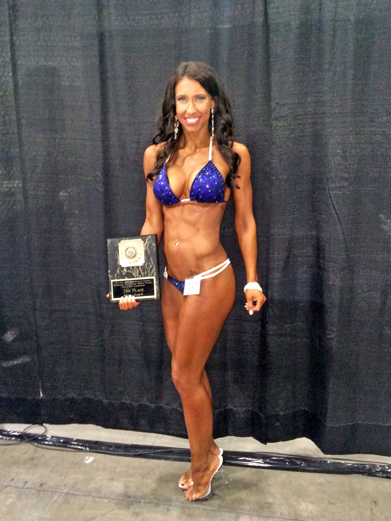 alafitness Hollywood personal trainer Los Angeles NPC bikini competition coach spray tan
