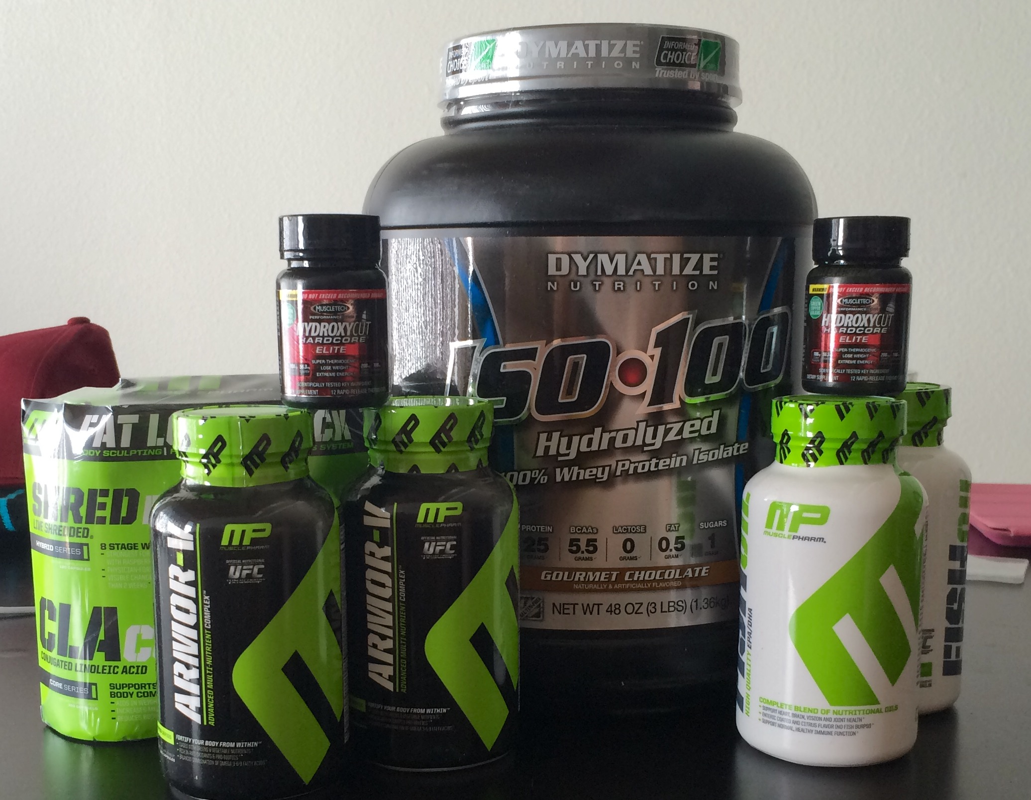 alafitness supplements whey protein Hollywood personal trainer Dymatize MusclePharm fat burner