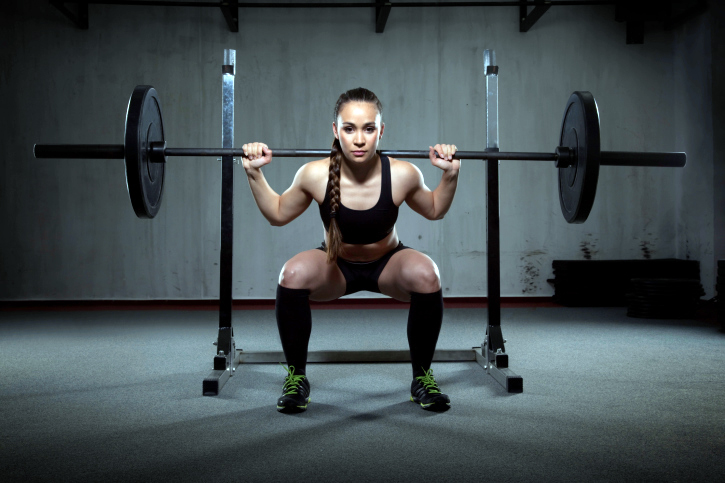 Why You're Doing Squats Wrong
