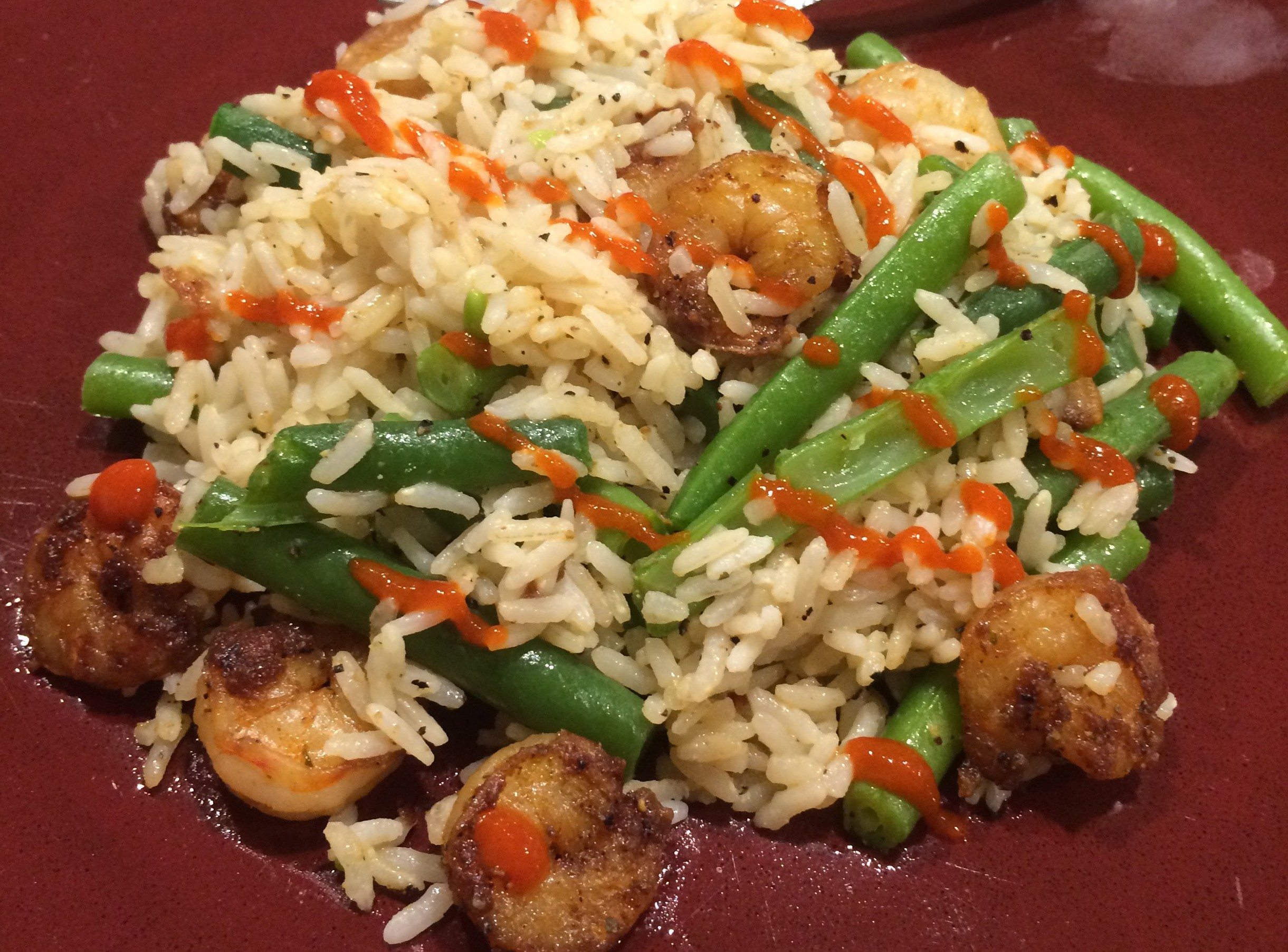 Healthy Panda Express Shrimp Bowl